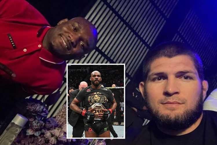 Khabib brutally snubs Jon Jones as he names Kamaru Usman the P4P king despite official UFC rankings saying otherwise