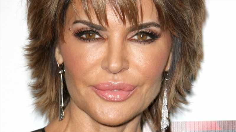 Lisa Rinna Opens Up About Daughter Amelia Dating Scott Disick