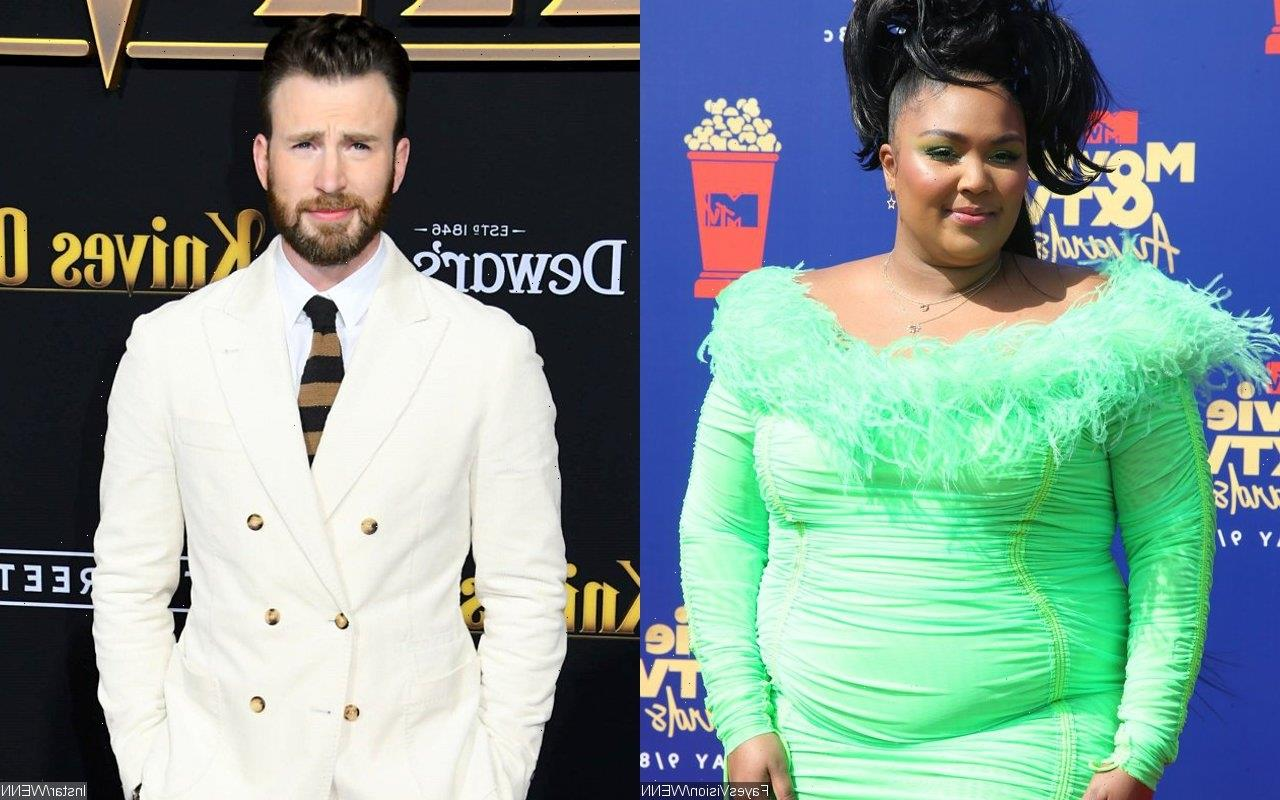 Lizzo Reacts to Fan Art Imagining What Her and Chris Evans' Baby Would Look Like