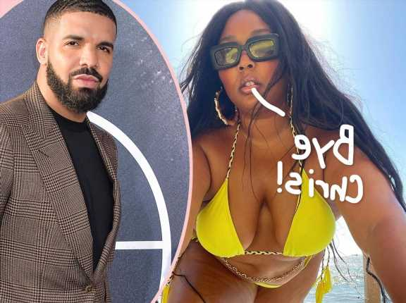 Lizzo Shooting Her Shot With Drake?! Singer Explains Why She Name-Dropped Him In Rumors