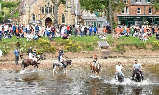 Local man, 61, beaten up at Appleby horse fair and taken to hospital
