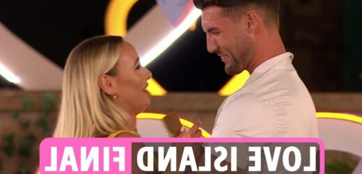 Love Island 2021 final RECAP: Millie and Liam's shock £50k WIN as it happened – as Toby, Chloe, Teddy and Faye lose