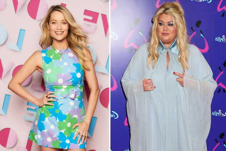 Love Island fans launch campaign for Gemma Collins to host amid talk Laura Whitmore could be replaced