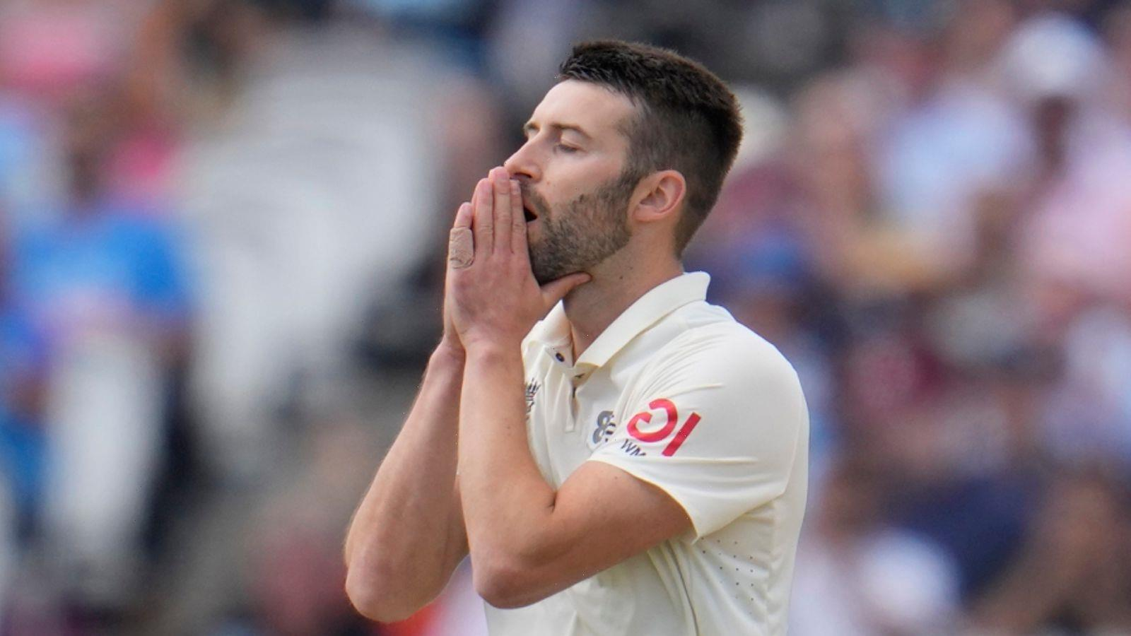 Mark Wood fitness massively important to England with Ashes coming up, says Chris Silverwood
