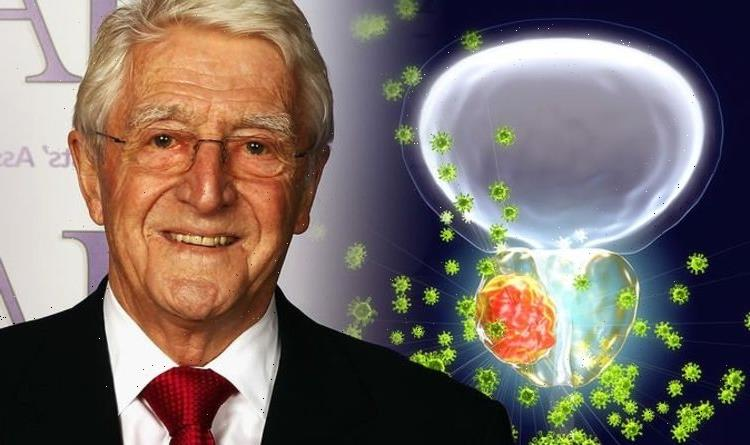Michael Parkinson health: Diagnosis came as a 'great shock' – the symptoms to look out for