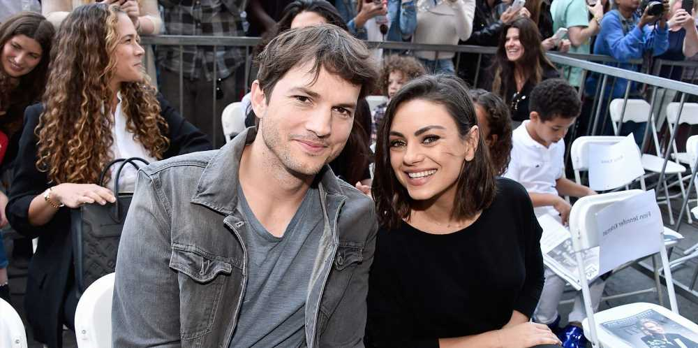 Mila Kunis and Ashton Kutcher Addressed the Backlash Over Their Bathing Habits with a Hilarious Video