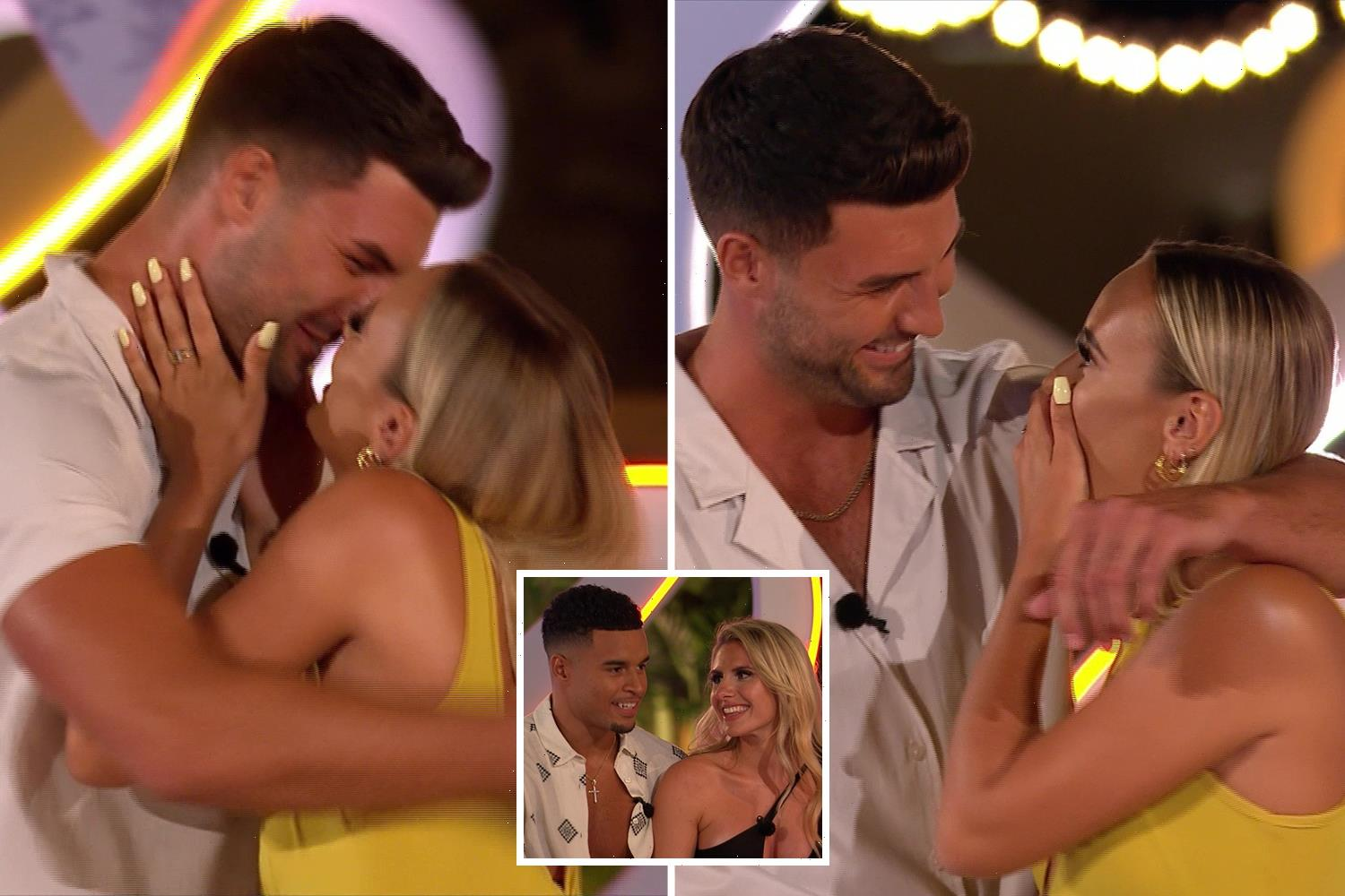 Millie Court and Liam Reardon crowned Love Island 2021 winners as they beat Chloe and Toby in tense final