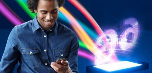 Move over 5G! 6G mobile data will put your home broadband speeds to shame