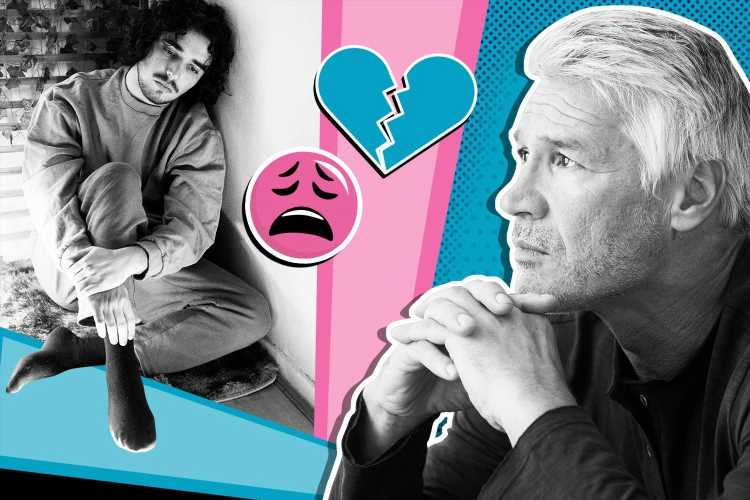 My son is heartbroken after his first break-up – how do I help him?