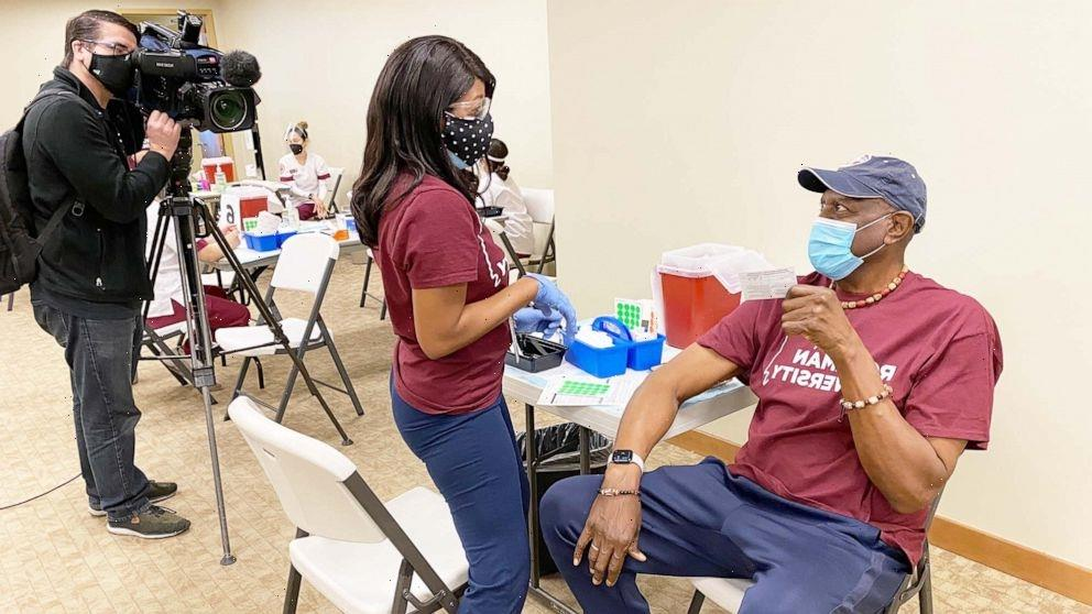 NBA Hall of Famer Spencer Haywood tackles COVID vaccine mistrust in communities of color