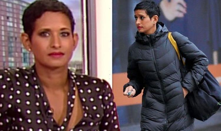 Naga Munchetty sends love to BBC co-star after health issue forces her to miss show