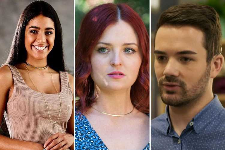 Neighbours cast: New, leaving and returning characters
