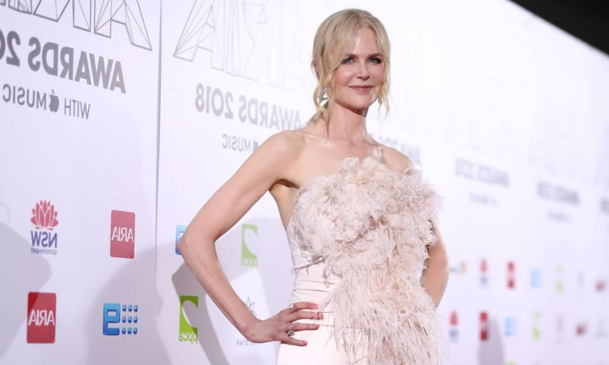 Nicole Kidmans shares rare throwback photo for anniversary