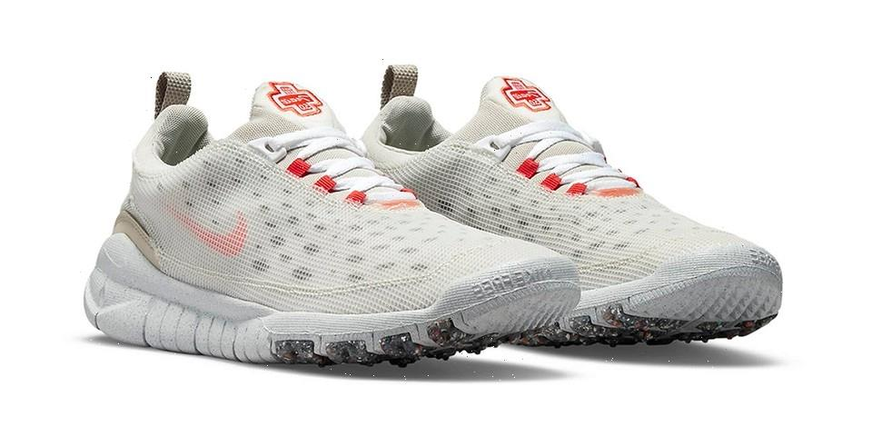 Nike Gives the Free Run Trail Crater a Sustainable Update