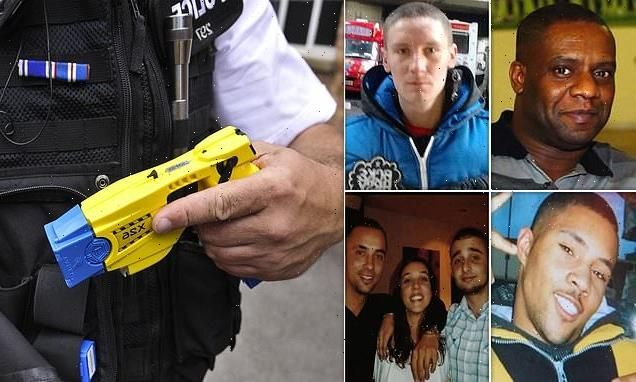 Police 'Taser black people for longer than white people'