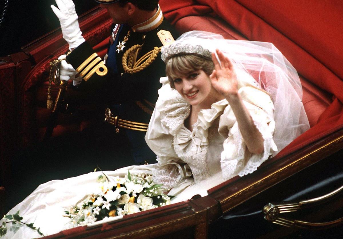 Princess Diana's Iconic Wedding Dress Had 1 Handmade Accessory That Was Never Seen