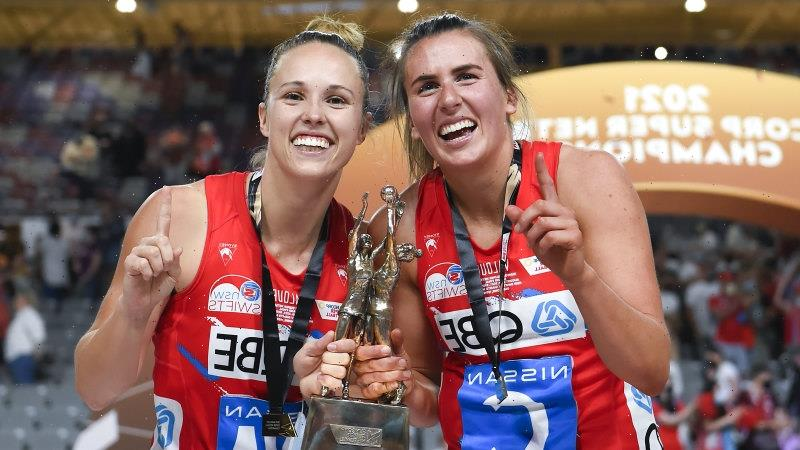 Proud pushes through pain barrier to lead Swifts to grand final glory