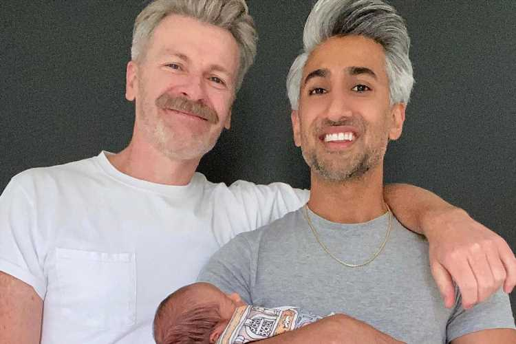 Queer Eye's Tan France and husband Rob welcome son Ismail via surrogate and announce newborn is 'home from the NICU'