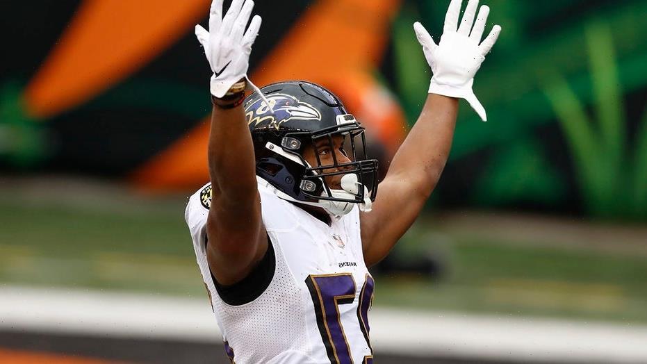 Ravens' J.K. Dobbins suffers torn ACL, will miss 2021 NFL season