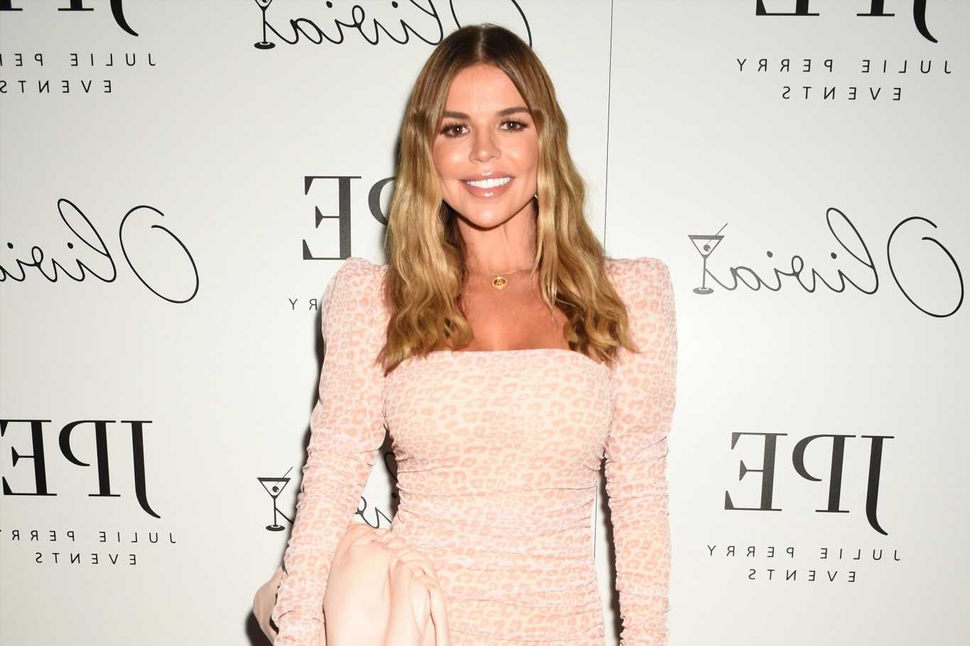 Real Housewives of Cheshire's Tanya Bardsley taken to hospital after suffering a seizure and collapsing