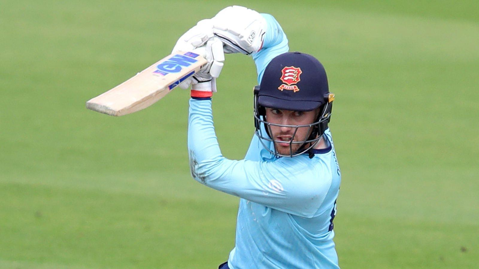 Royal London Cup: Josh Rymells first senior hundred takes Essex past Yorkshire and into semi-finals