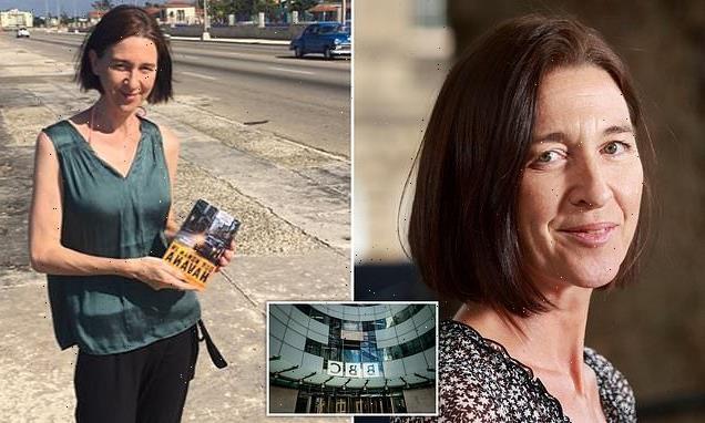 Russia EXPELS BBC's Sarah Rainsford in retaliation for discrimination