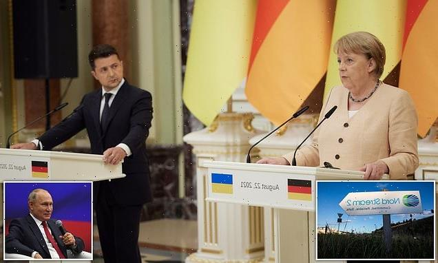 Russia's new gas pipeline must not be used as a weapon, says Merkel