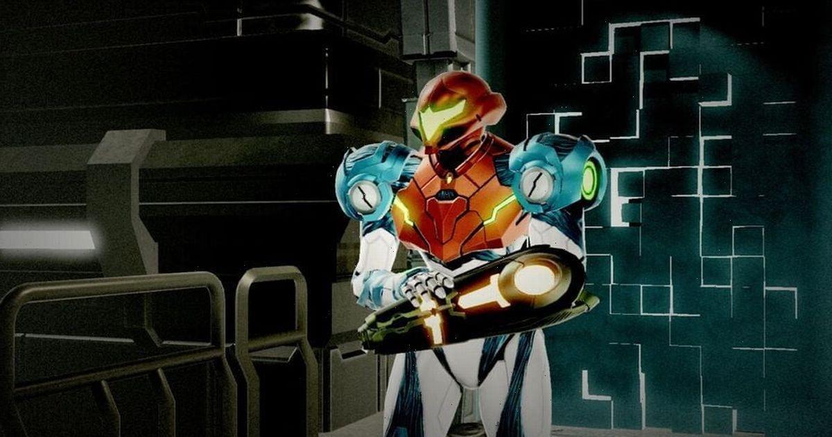 Samus on the run! Watch the brand new Metroid Dread trailer here