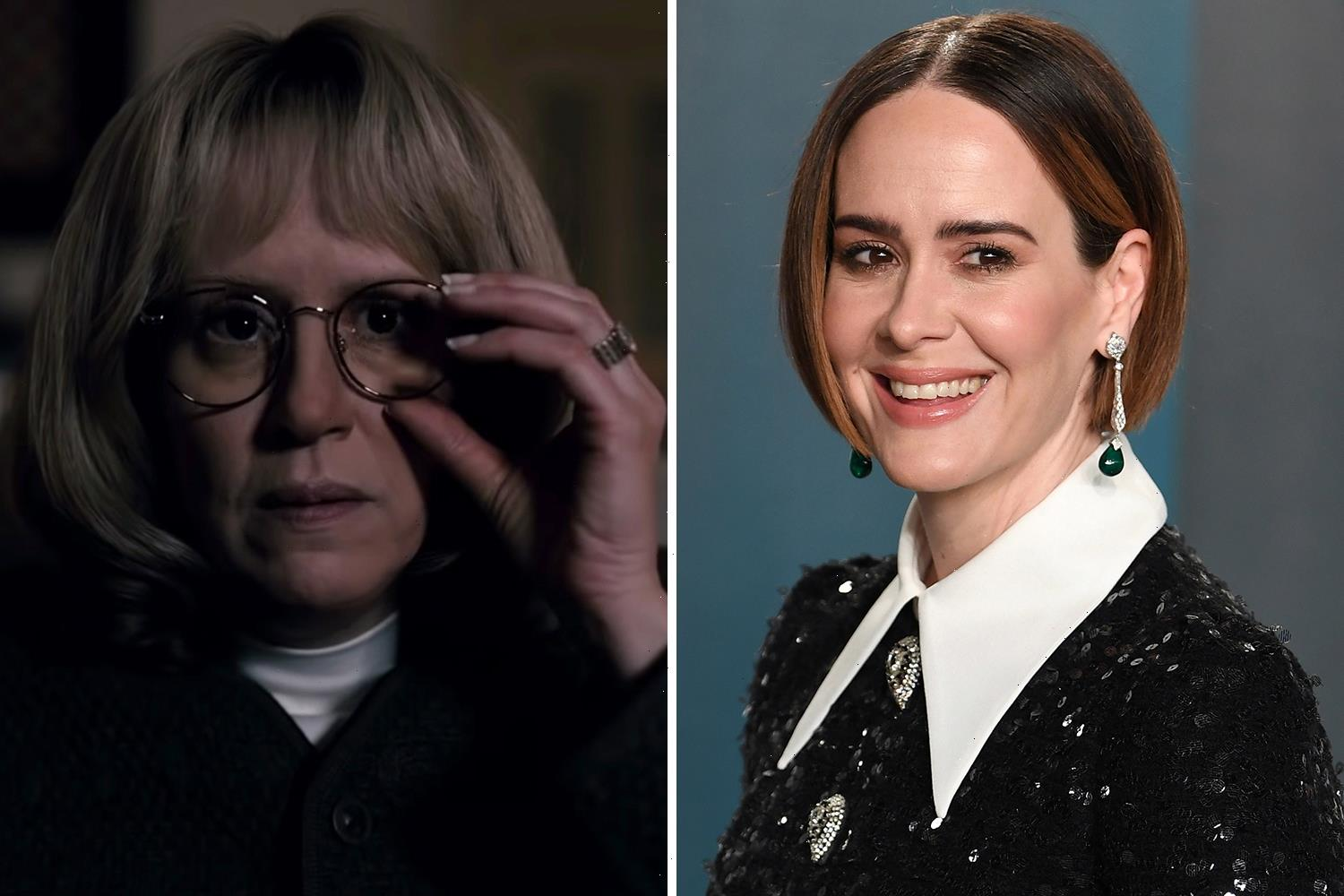 Sarah Paulson slammed for wearing a 'fat suit' to play Linda Tripp in Impeachment drama about Clinton-Lewinsky scandal