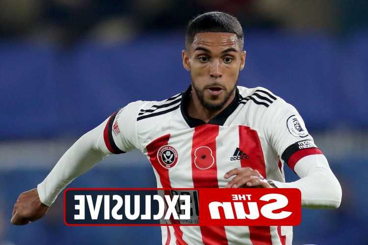 Sheff Utd's Max Lowe set for move to Swansea which clears the way for Neil Warnock's Boro to seal Jake Bidwell transfer