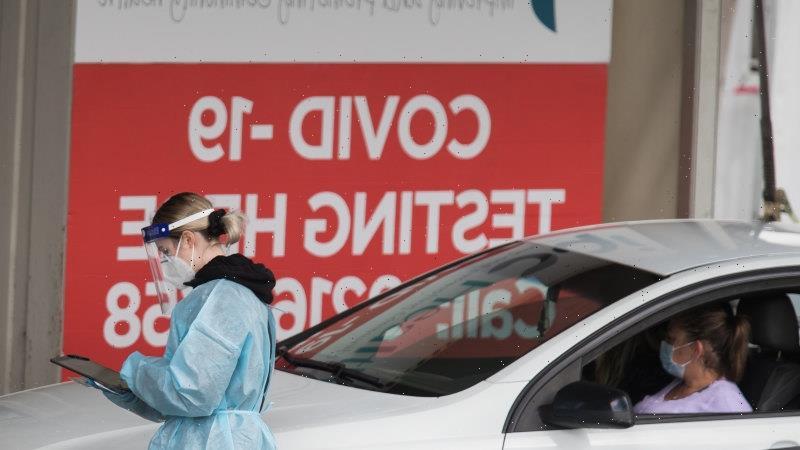 Shepparton records seven new cases as regional lockdown fears return