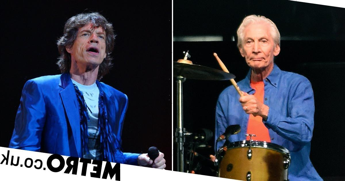 Sir Mick Jagger shares tribute as Rolling Stones bandmate Charlie Watts dies