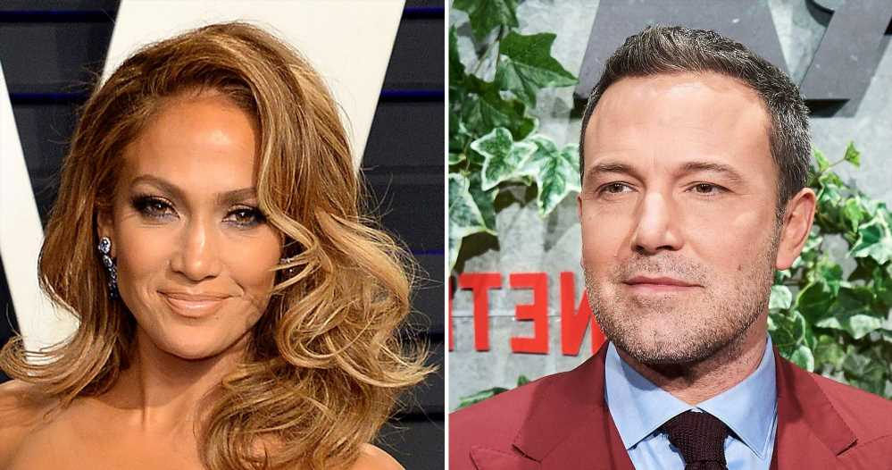 So Supportive! Ben Affleck Visits J. Lo on Set of a New Project