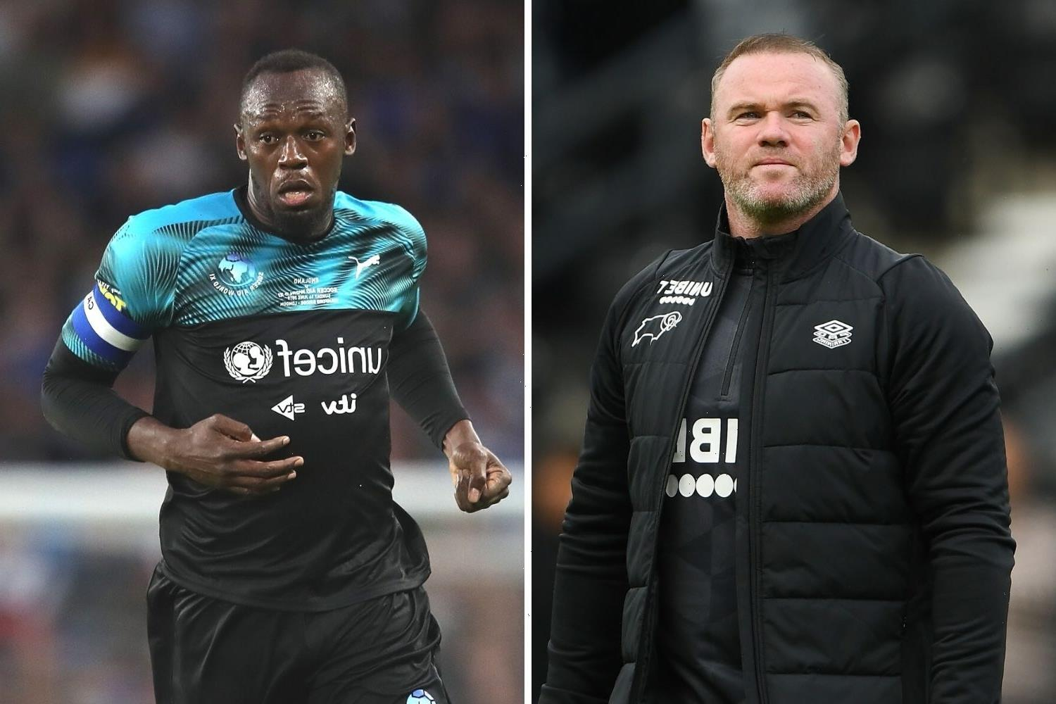 Soccer Aid 2021 team line ups: Who is playing for England and the World XI at the Etihad?