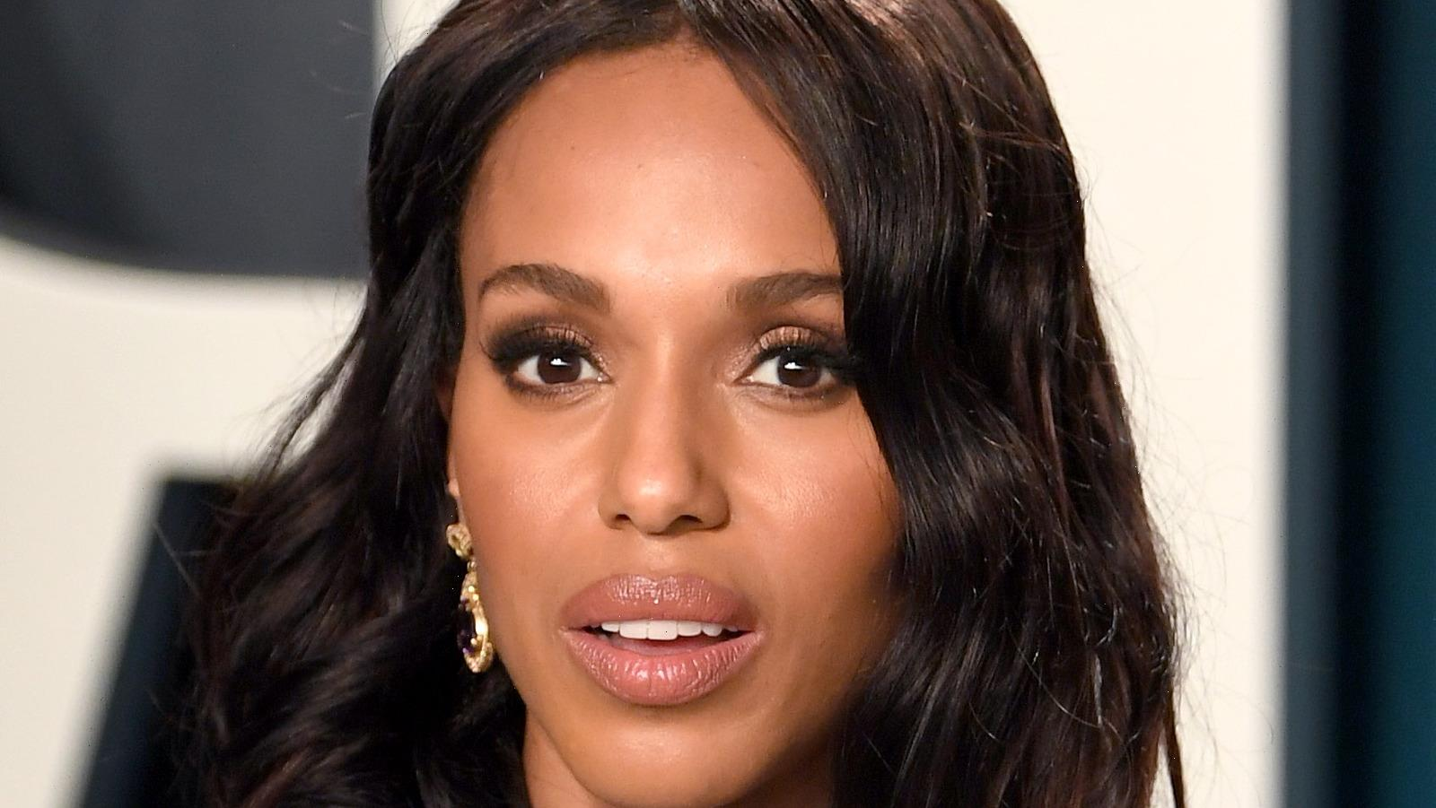 The Exact Beauty Products Kerry Washington Wore As Olivia Pope On Scandal
