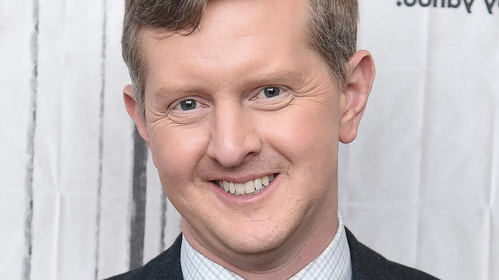 The Real Reason Fans Think Ken Jennings Will Be The New Jeopardy! Host