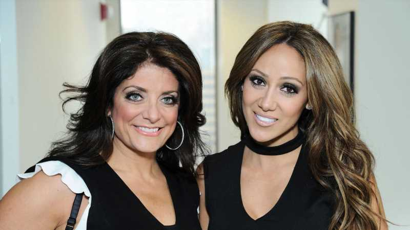 The Truth About Melissa Gorga And Kathy Wakile's Relationship