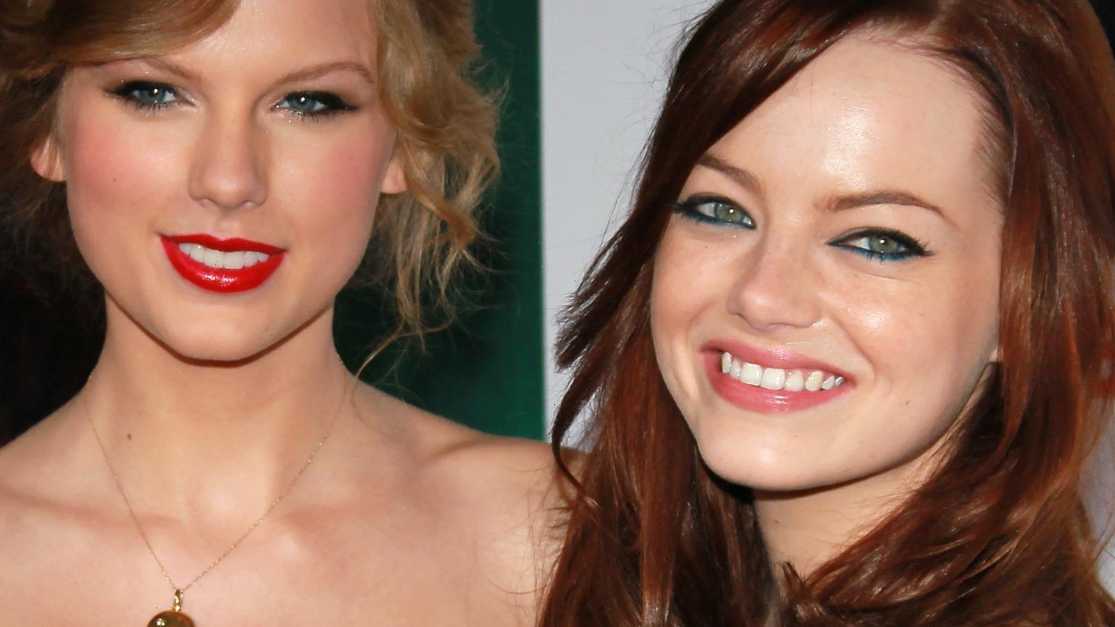 The Truth About Taylor Swift And Emma Stone's Friendship