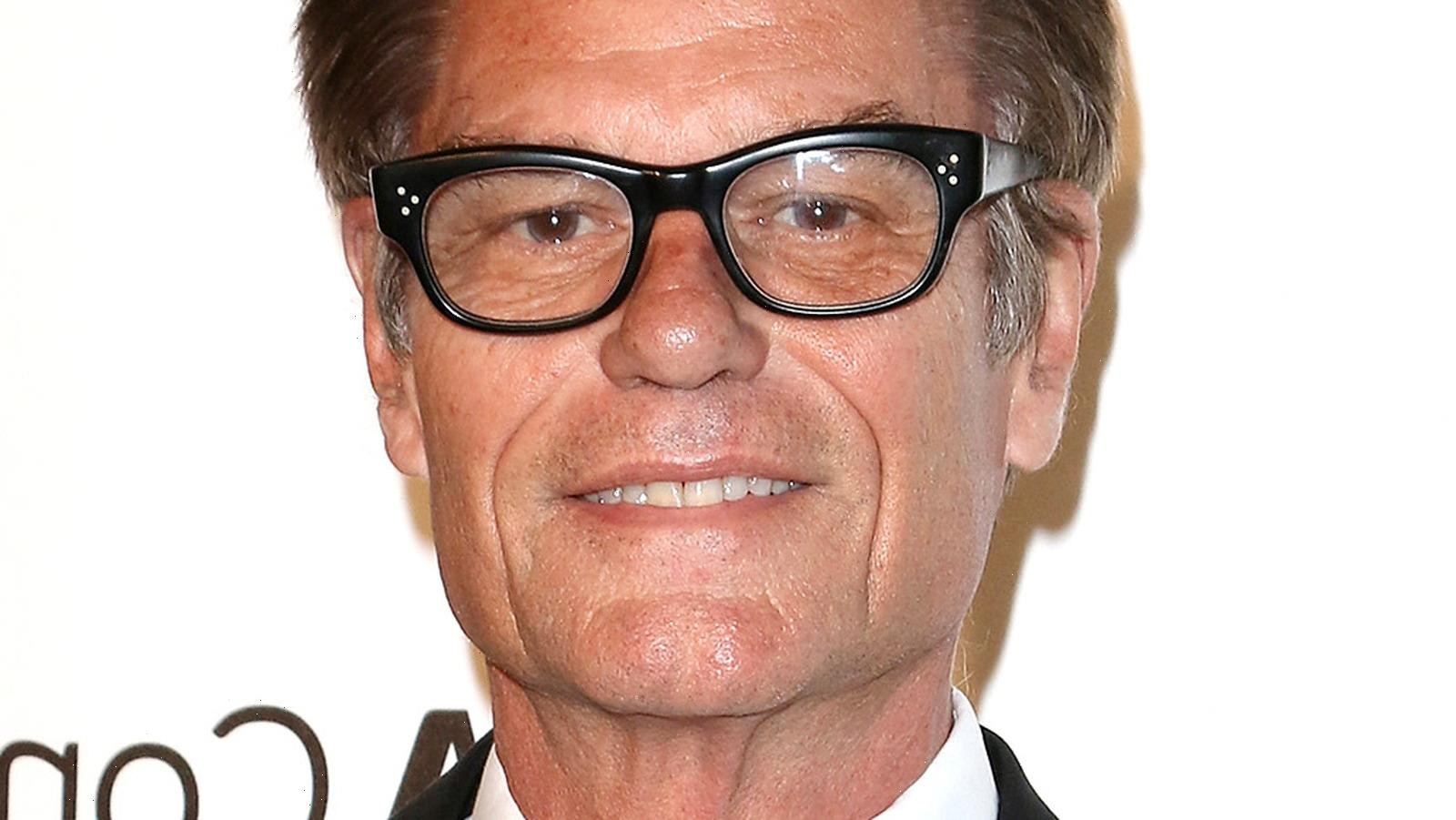 This Is One Thing Harry Hamlin Wont Let Lisa Rinna Do