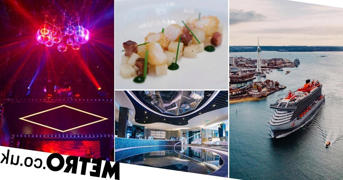 Virgin Voyages launches unconventional cruise including a tattoo parlour