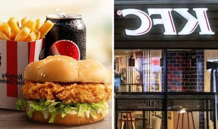 'We might not have your favourite' KFC runs out of key menu items as food shortages hit UK
