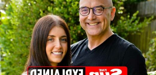 Who is Gregg Wallace's wife Anne-Marie Sterpini? – The Sun