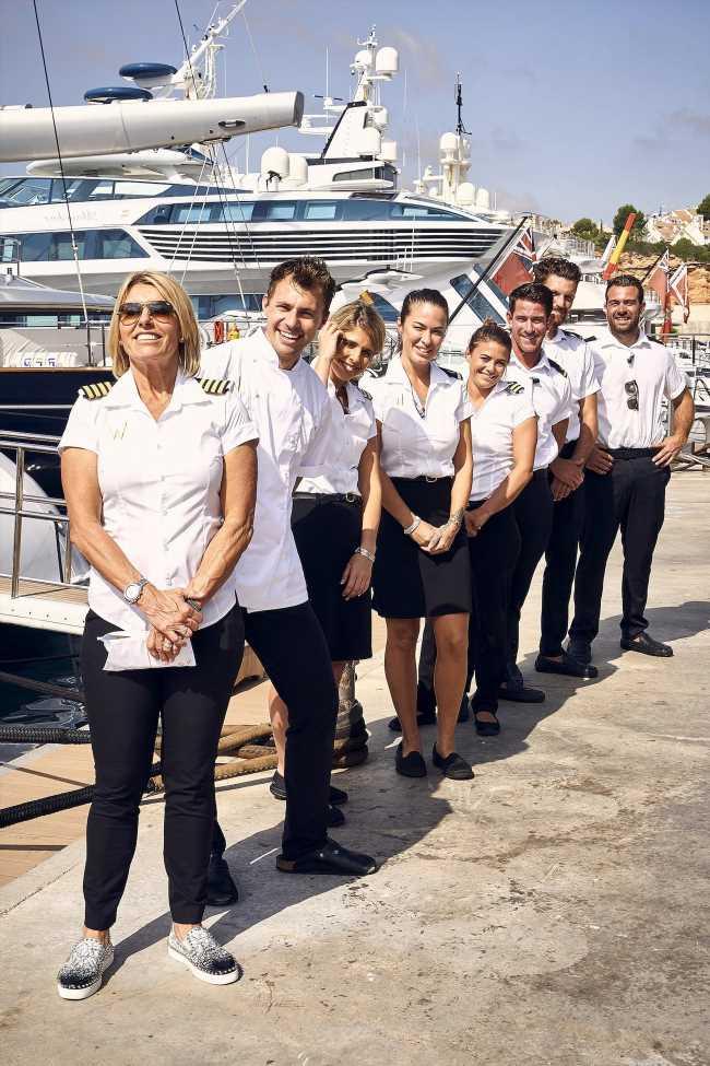 'Below Deck Mediterranean': Are Malia White and Captain Sandy Still Friends?