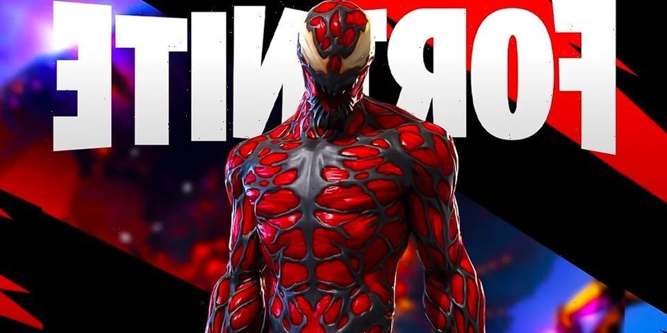 'Fortnite' Chapter 2 Season 8 Teases Possible Carnage Skin