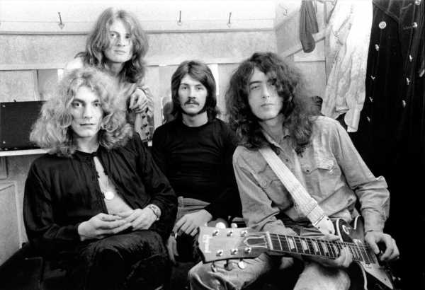 'The Lord of the Rings': Why Led Zeppelin Songs Weren't in the Animated Film
