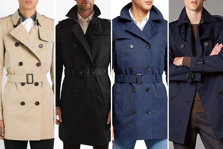 7 Best Trench Coats For Men 2021 | The Sun UK