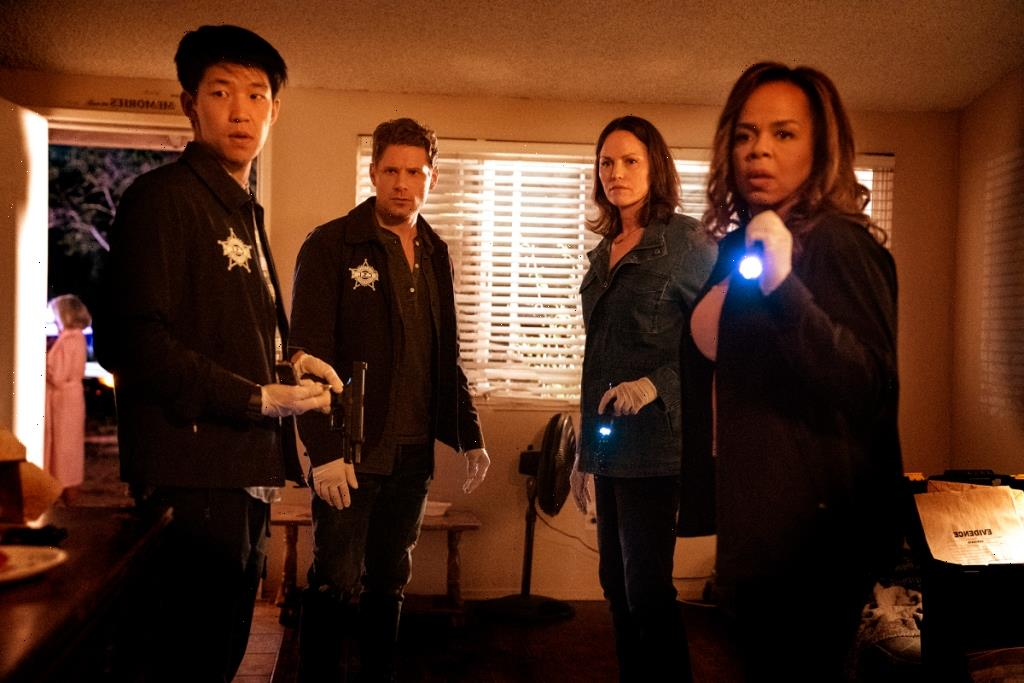 'CSI: Vegas' Boss on Exploring Whether One of the Crime Lab's Own is a Criminal