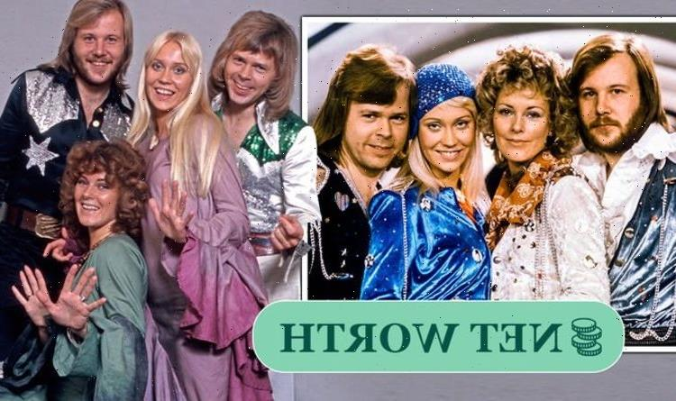 ABBA net worth: How much is the Dancing Queen band worth?