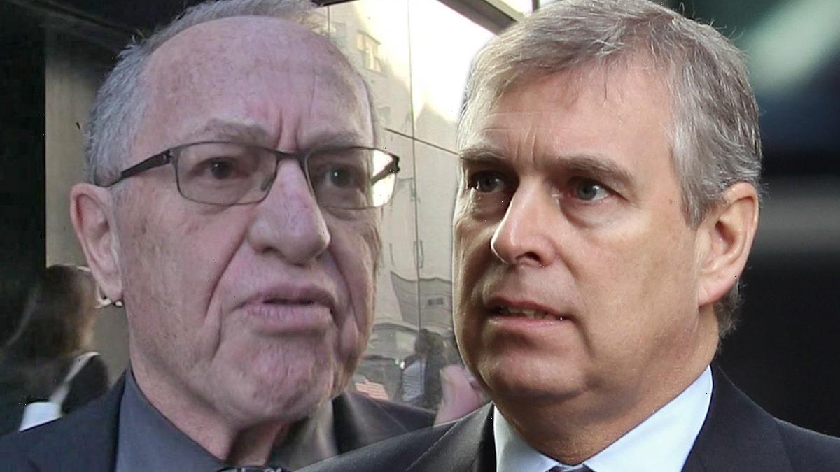 Alan Dershowitz Wants to Unseal Jeffrey Epstein Settlement to Help Prince Andrew