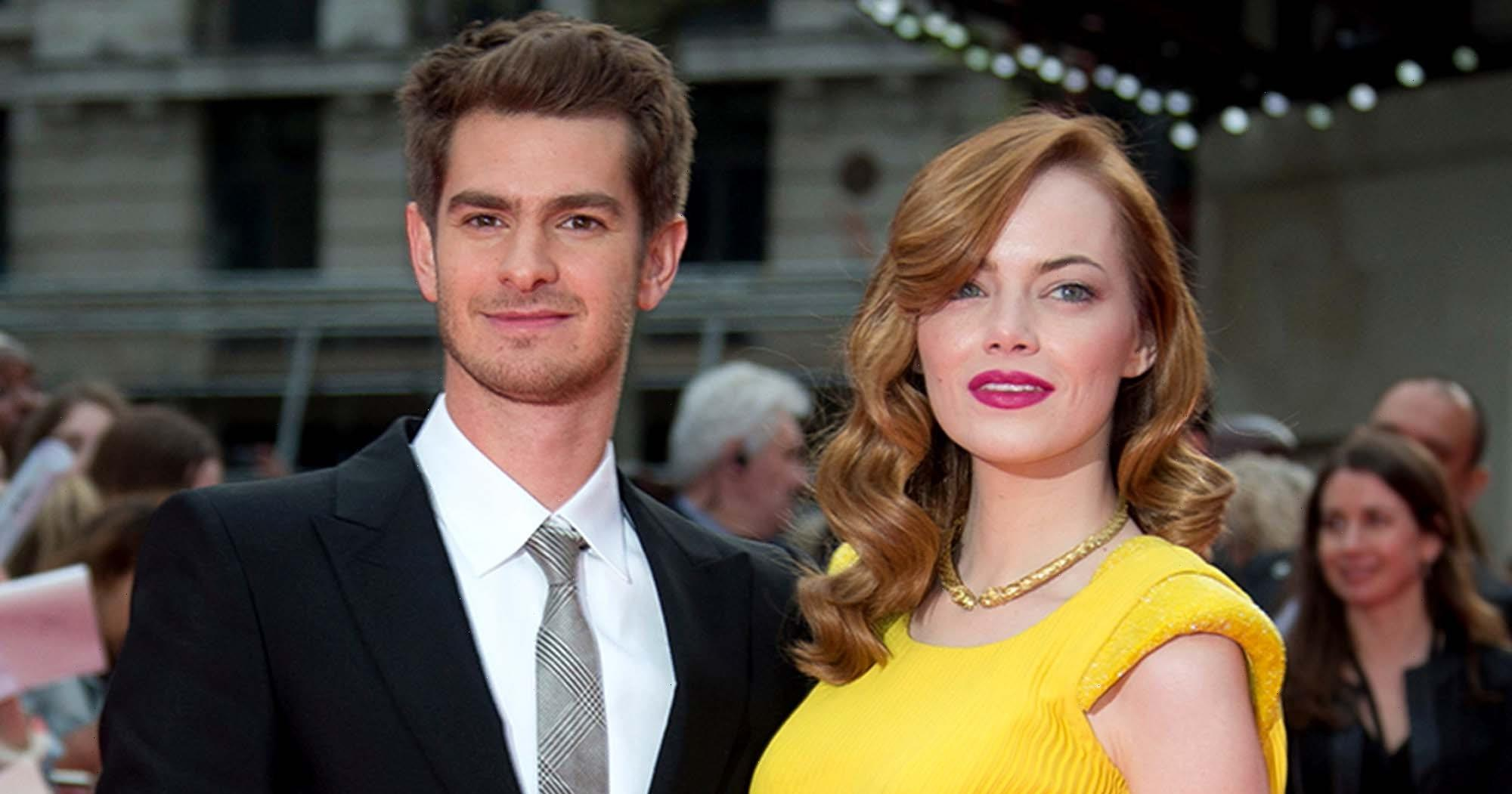 Andrew Garfield Reflects on 'Spider-Man' Movies: 'I Got to Meet Emma'